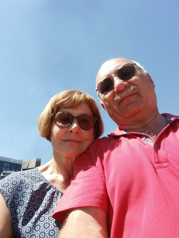 Małgorzata i Bronisław Fryt